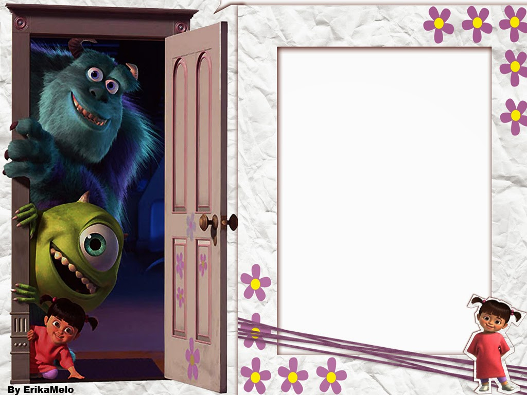 Monsters Inc.: Free Printable Invitations Or Cards. | Oh My Fiesta - Free Printable Monsters Inc Birthday Invitations