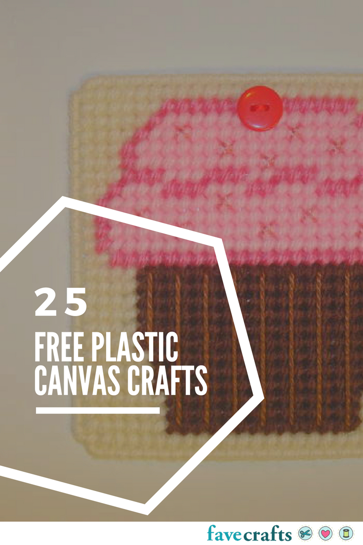 More And Better Free Plastic Canvas Patterns | Free Crafts Tutorials - Printable Plastic Canvas Patterns Free Online