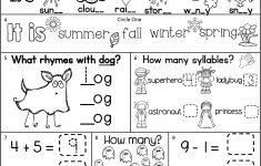Morning Work-October First Grade Packet | Ela Elementary | Pinterest – Free Printable 4Th Grade Morning Work