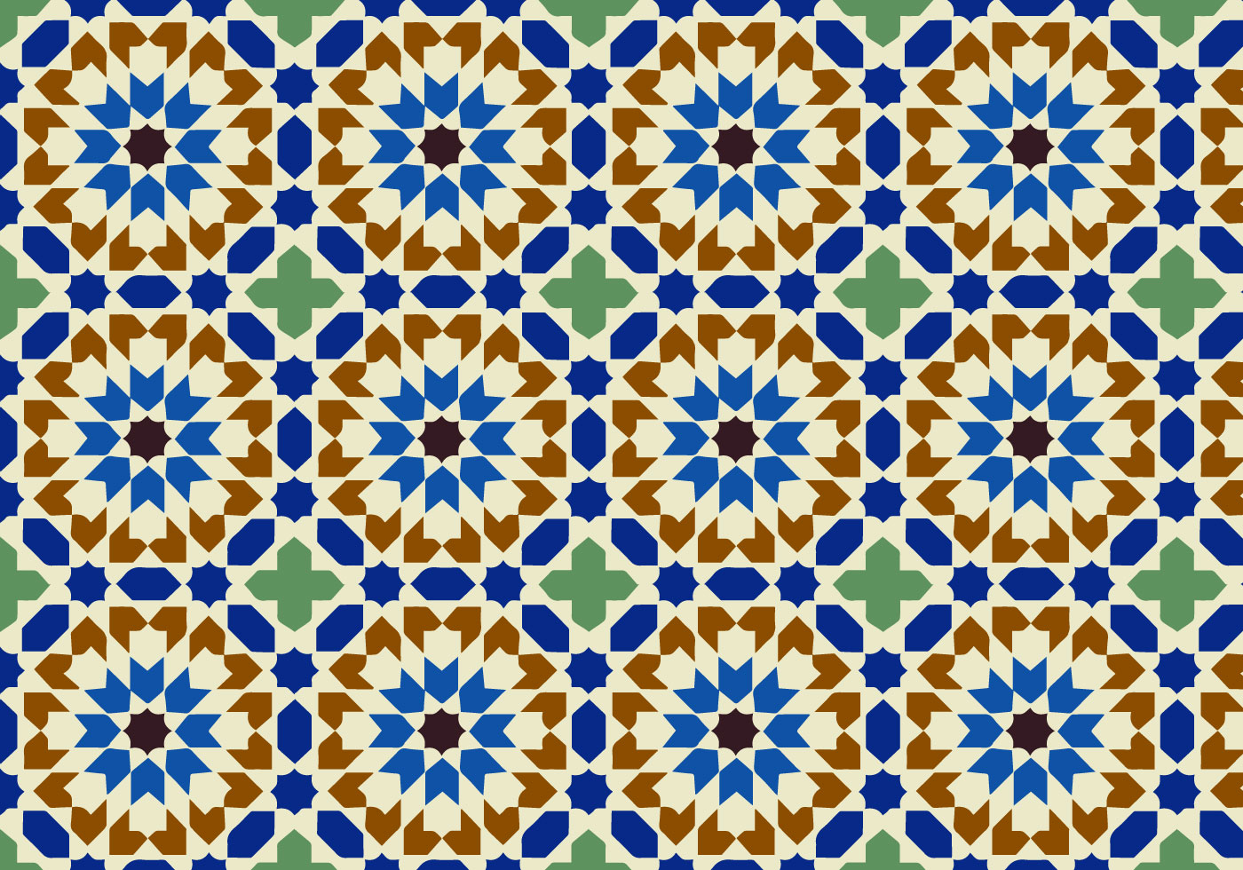 Moroccan Pattern Free Vector Art - (17168 Free Downloads) - Free Printable Moroccan Pattern