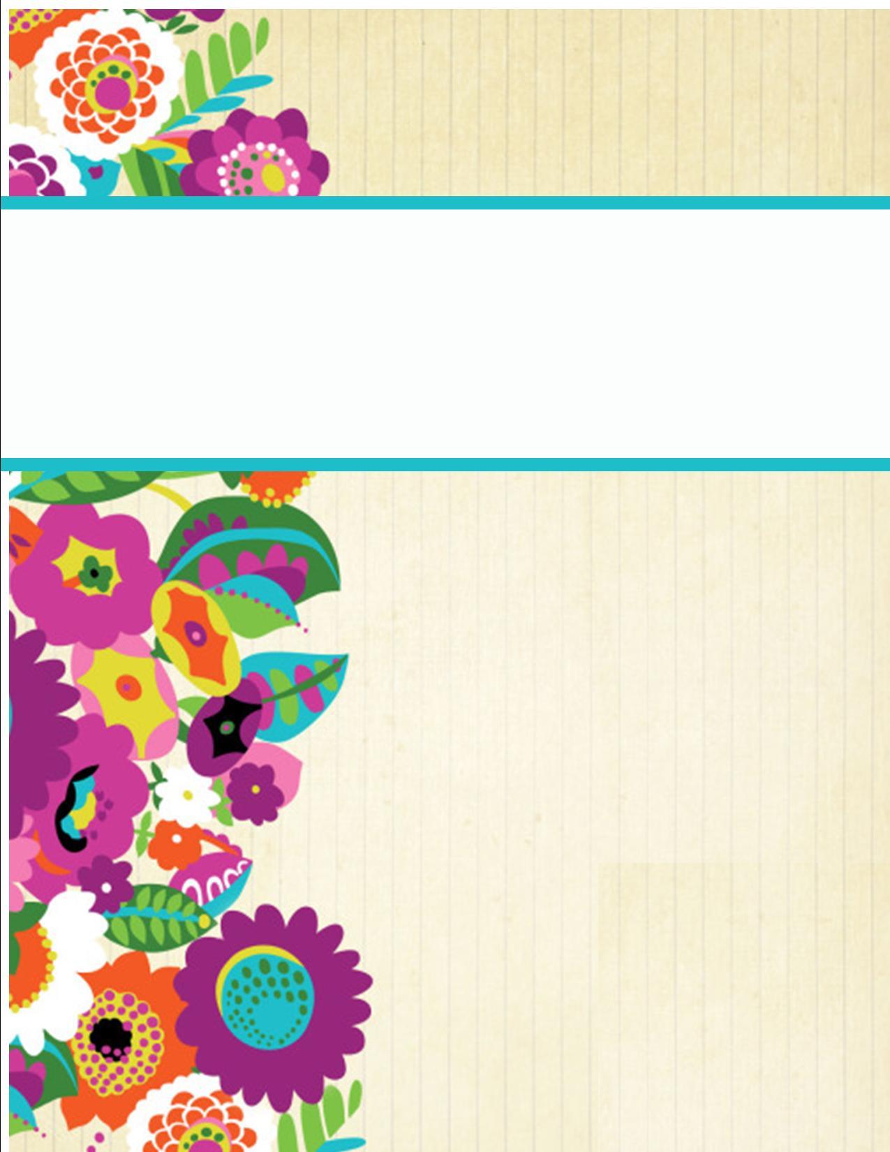 My Cute Binder Covers | Happily Hope - Free Editable Printable Binder Covers