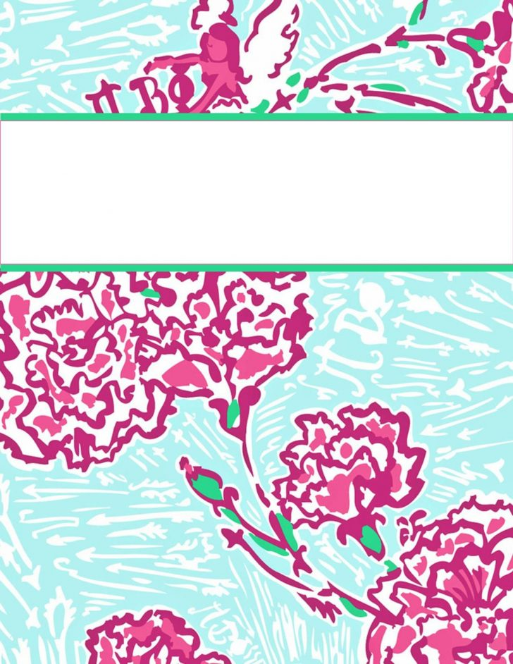 Cute Free Printable Binder Covers