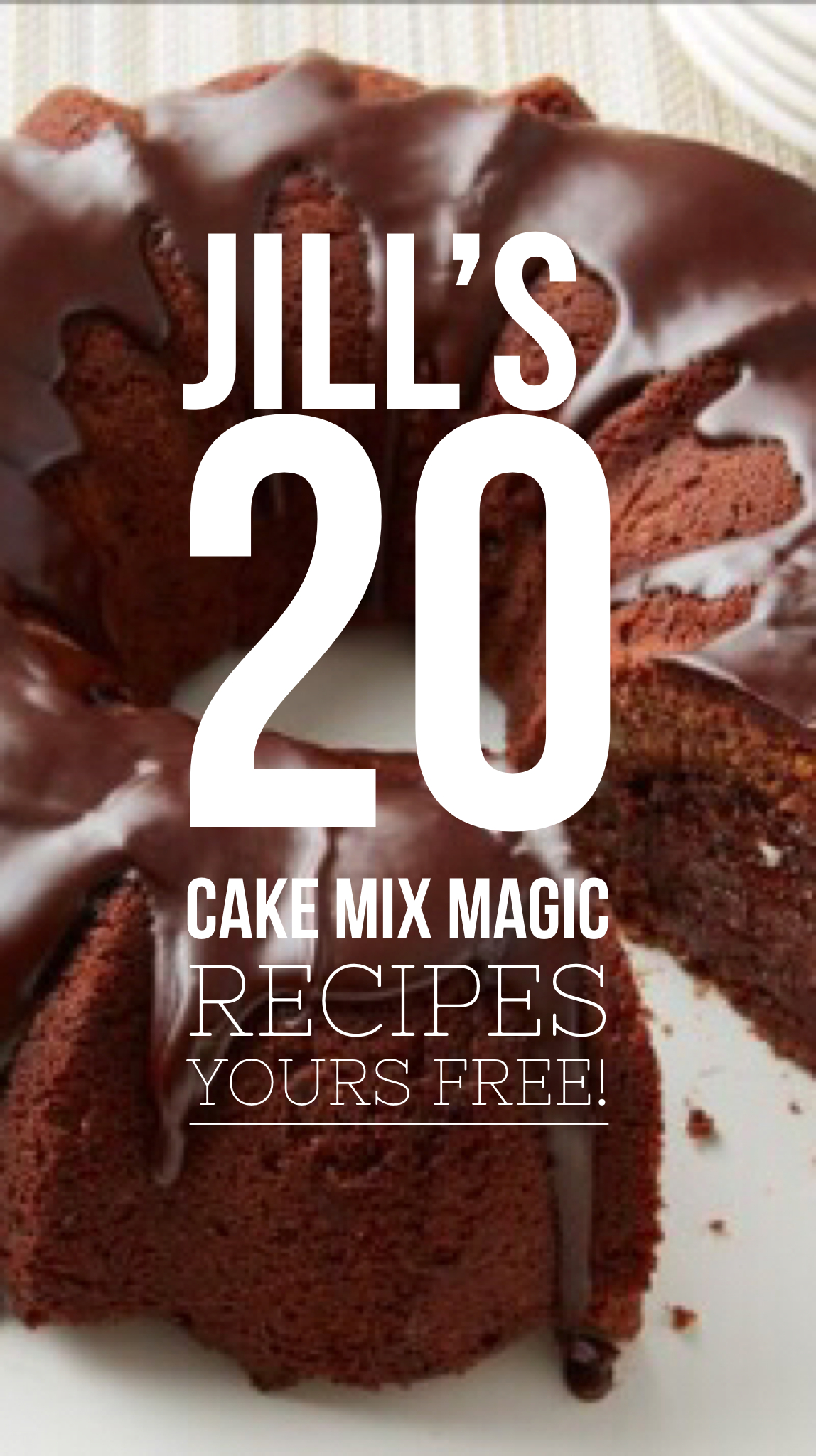 My Free Printable Recipe Book Featuring My 20 Favorite Cake Mix - Free Printable Dessert Recipes