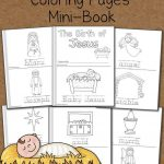 Nativity Coloring Pages | Free Homeschool Printables And Worksheets   Free Printable Christmas Story Coloring Pages