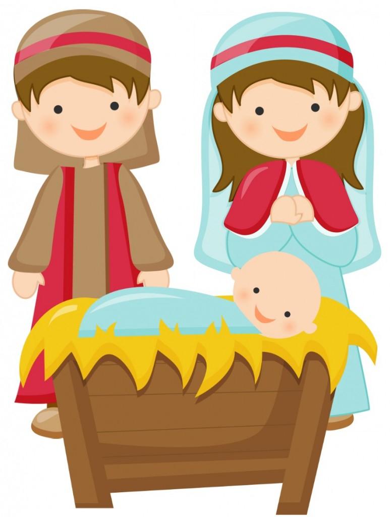 Nativity Free Printable Clipart - Free Printable Clip Art