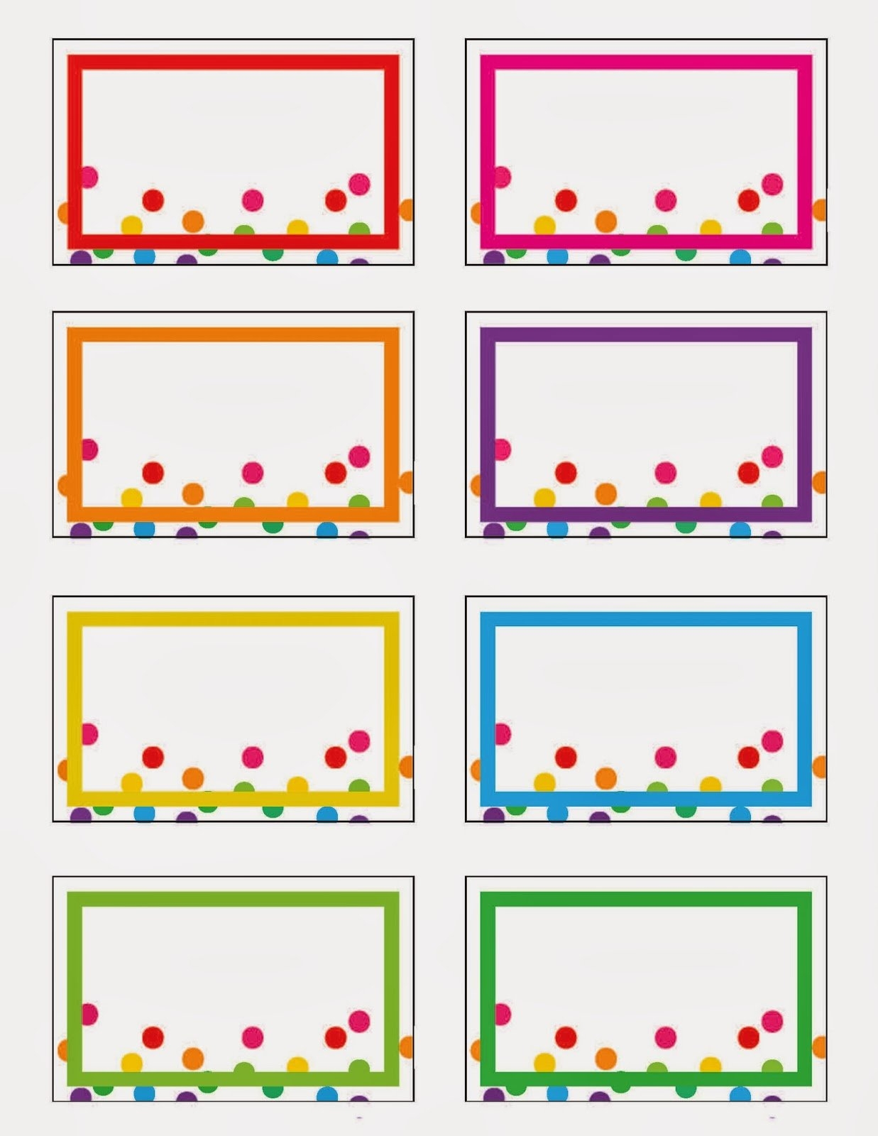 New Name Labels Templates Free - Tim-Lange - Free Printable Name Tags For Preschoolers