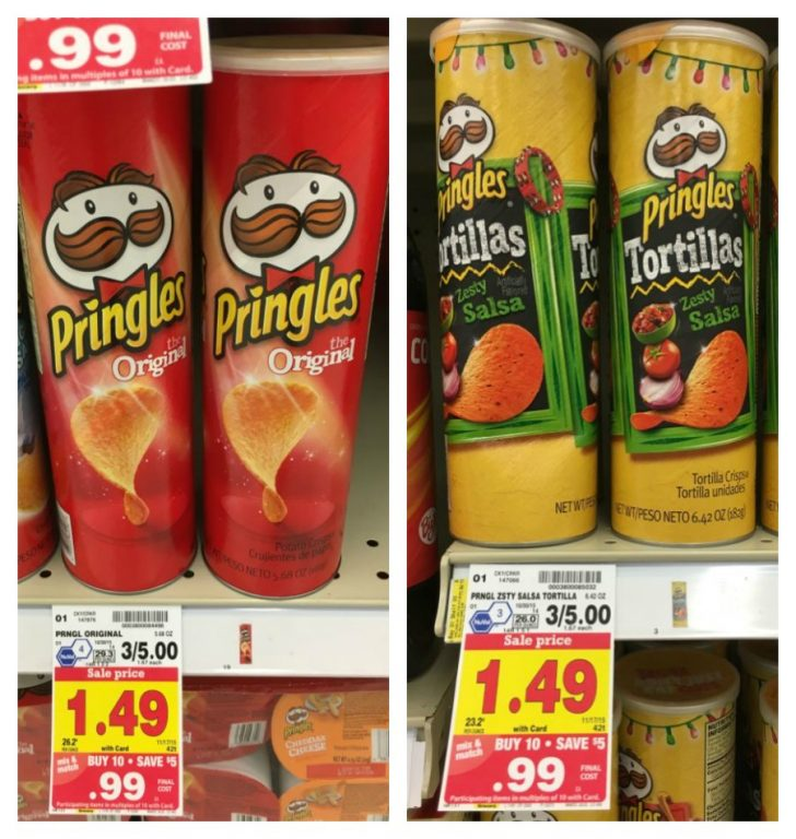 Free Printable Pringles Coupons