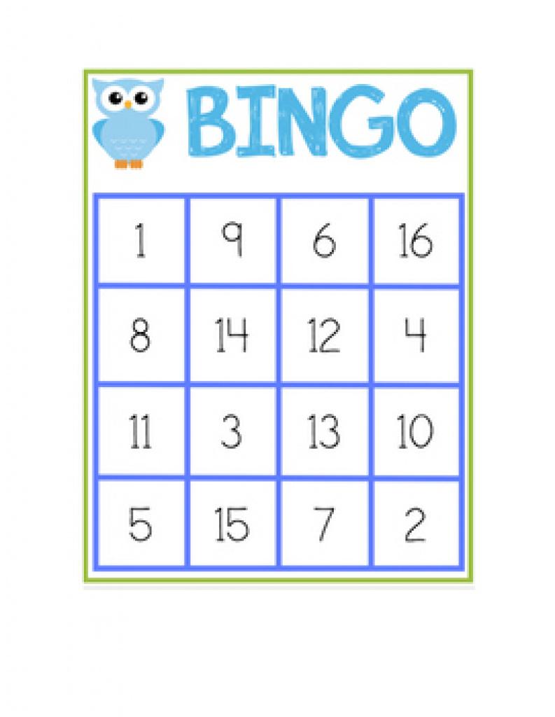 Number Bingo 1-20 Teaching Resources   Teachers Pay Teachers With - Free Printable Bingo Cards For Teachers