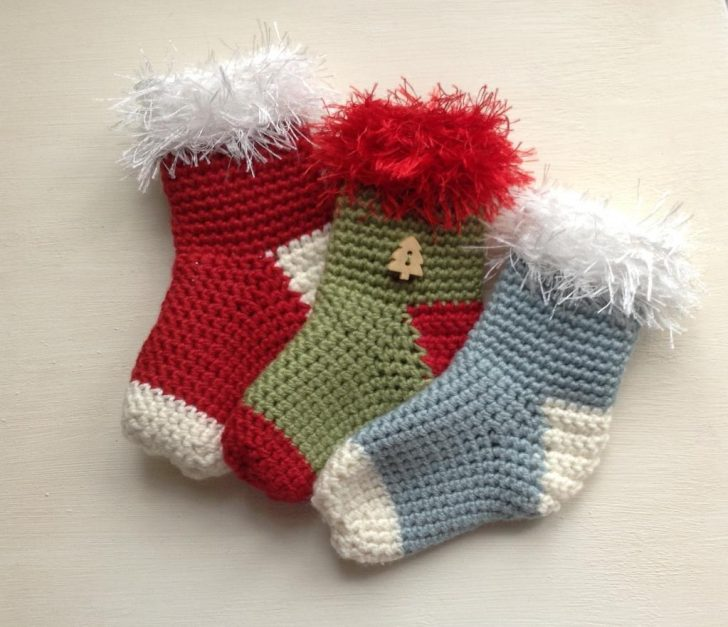 Free Printable Christmas Crochet Patterns
