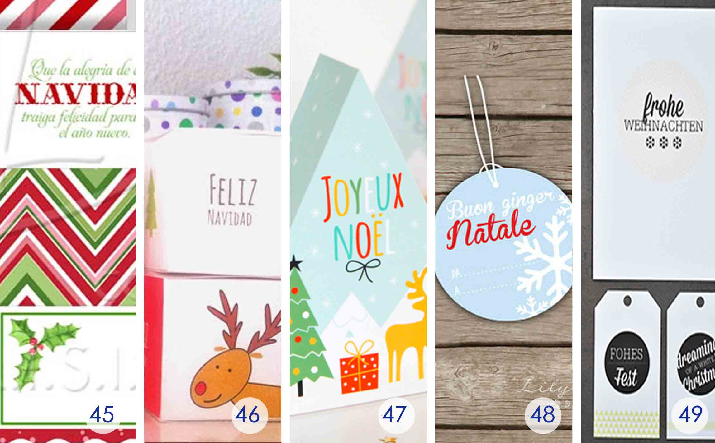 Over 50 Printable Gift Card Holders For The Holidays | Gcg - Christmas Money Wallets Free Printable