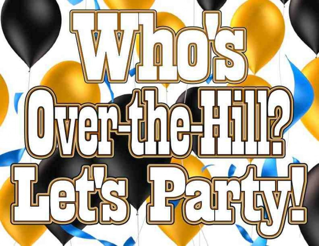 Over The Hill Games Free Printable   Free Printable - Over The Hill Games Free Printable