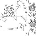 Owl Coloring Pages | Work And Play | Pinterest | Owl Coloring Pages   Free Printable Owl Coloring Sheets