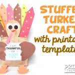 Paper Bag Turkey Craft – Primary Theme Park – Free Printable Turkey Craft