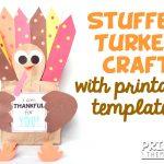 Paper Bag Turkey Craft – Primary Theme Park – Free Printable Turkey Craft