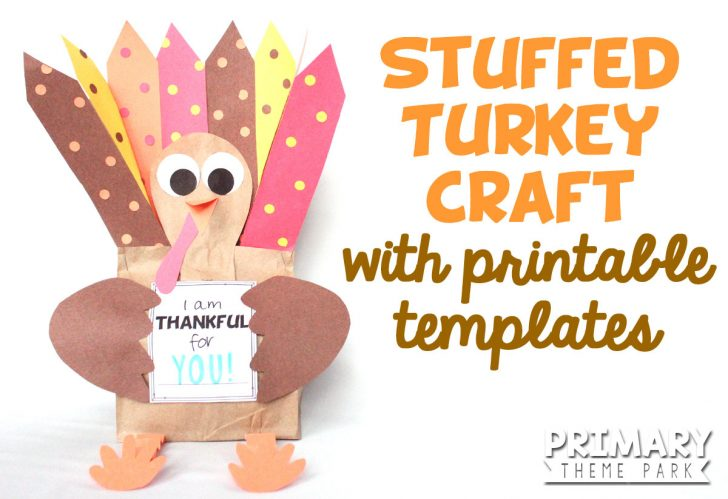 Free Printable Turkey Craft