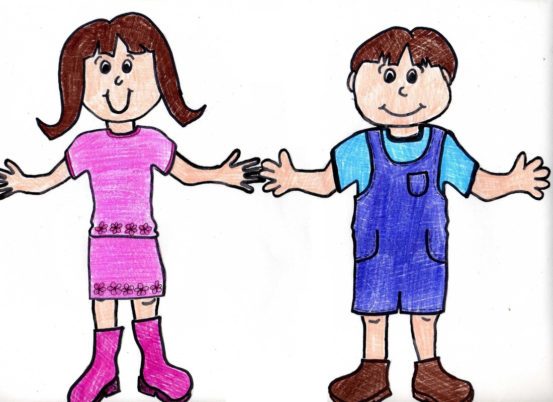 Paper Dolls With Clothes - Free Printable Dress Up Paper Dolls