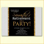 Party Invitations: Retirement Party Invitations Free Printable   Free Printable Retirement Party Invitations