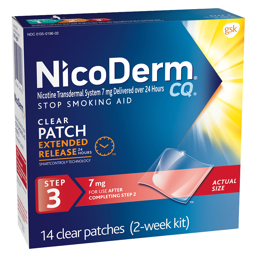 Patches | Walgreens - Free Printable Nicotine Patch Coupons