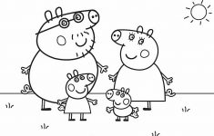 Peppa Pig Character Free Printable Images