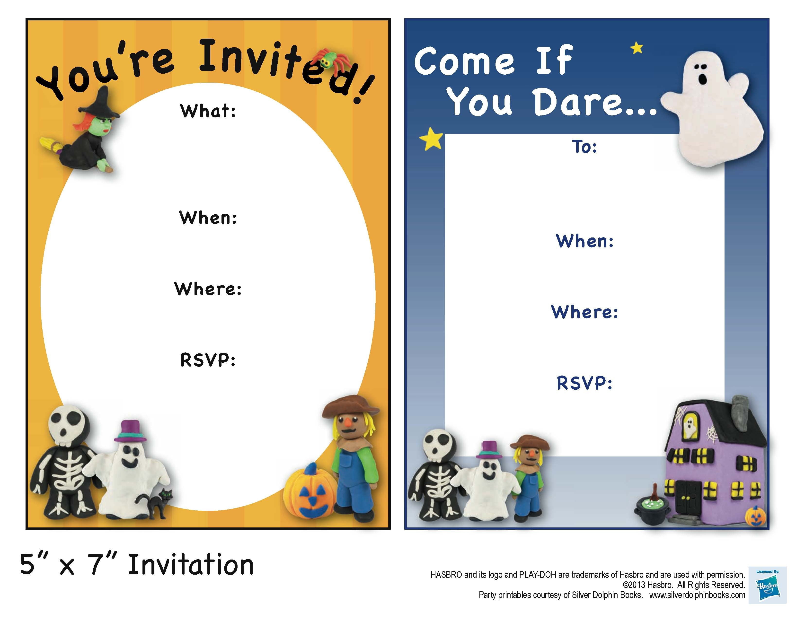 Perfect Printable Halloween Party Invitations 97 For Invitation Free - Free Printable Halloween Birthday Party Invitations
