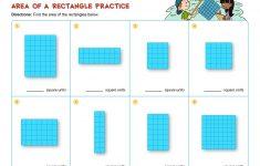 Free Printable Perimeter Worksheets 3Rd Grade