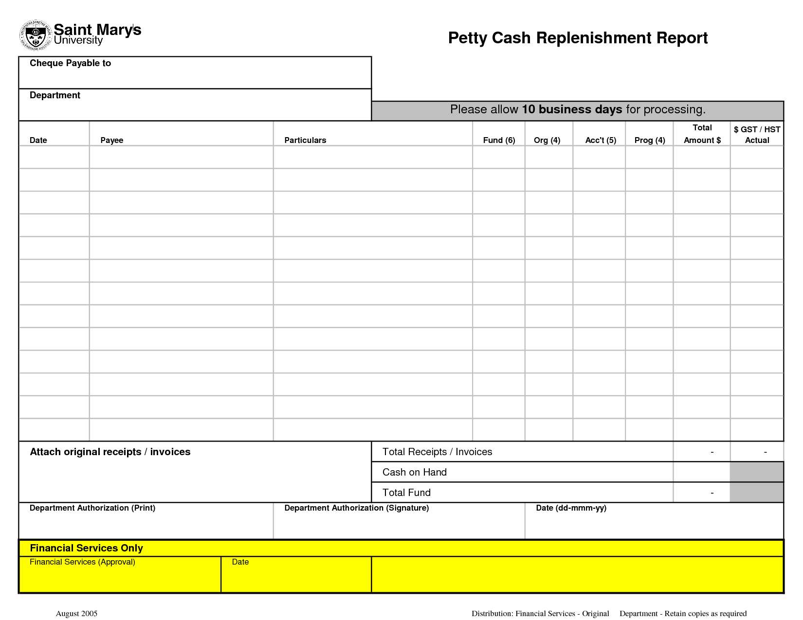 Petty Cash Voucher Template Portablegasgrillweber Example Of - Free Printable Petty Cash Voucher