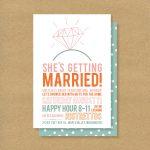 Photo : Bridal Shower Invitation Printable Image   Free Printable Bridal Shower Invitations Templates