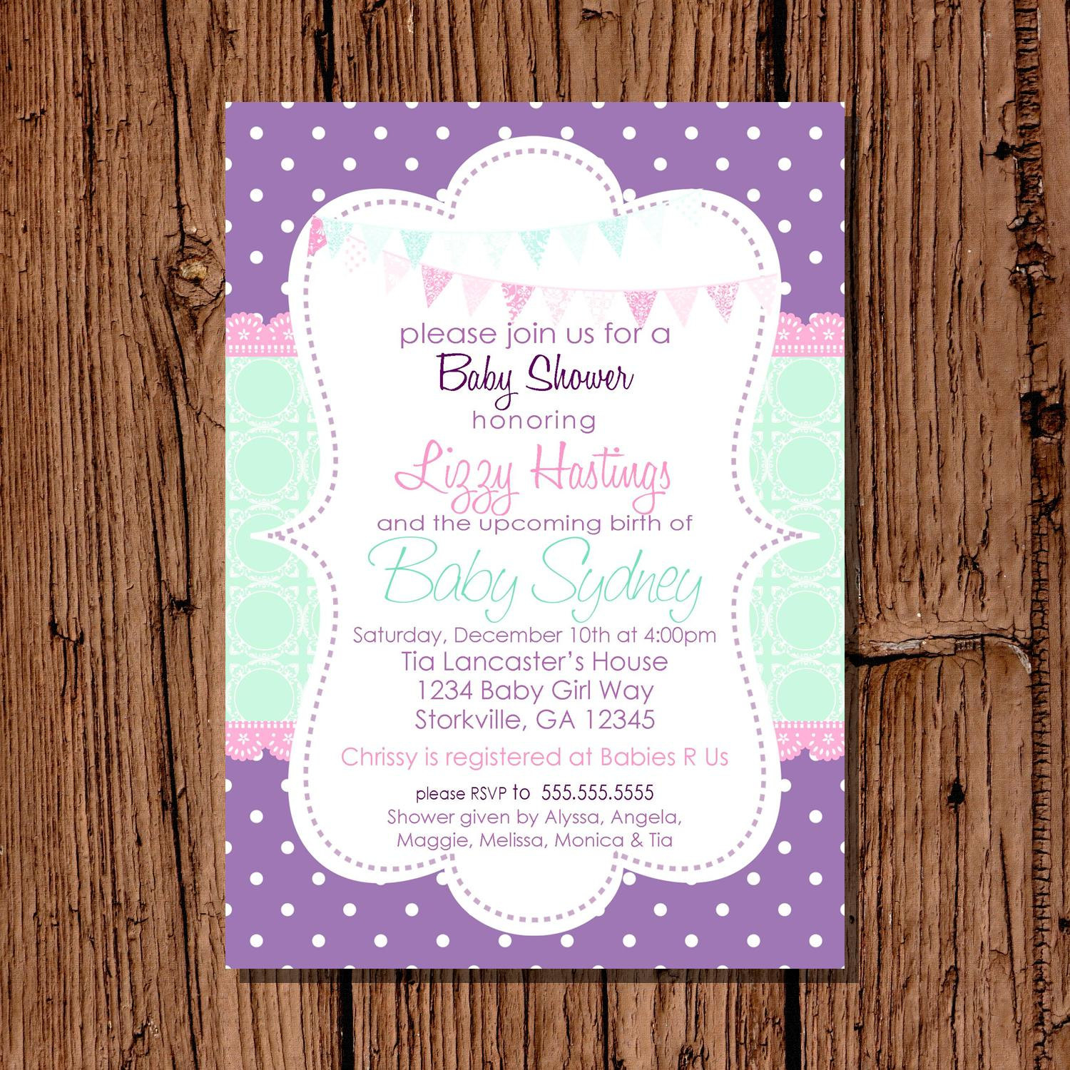 Photo : Camo Baby Shower Invitations Image - Free Printable Camo Baby Shower Invitations
