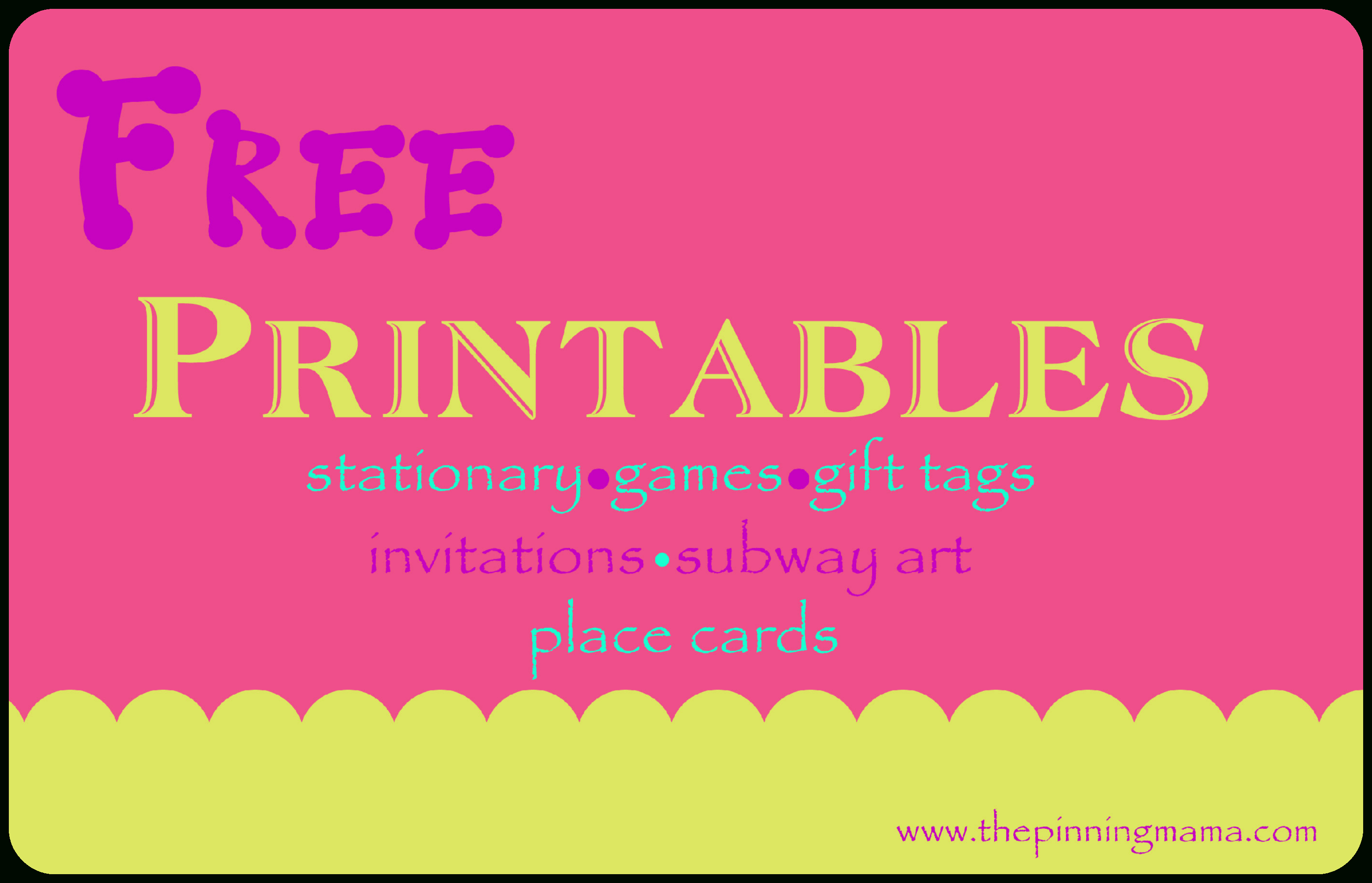 Photo : Free Printable Baby Shower Image - Free Printable Twin Baby Shower Invitations