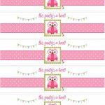 Photo : Free Printable Boy Baby Image   Free Printable Water Bottle Labels For Baby Shower