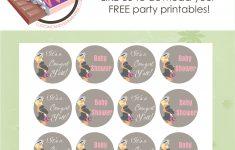 Photo : Free Printable Do It Yourself Image – Free Printable Camo Baby Shower Invitations
