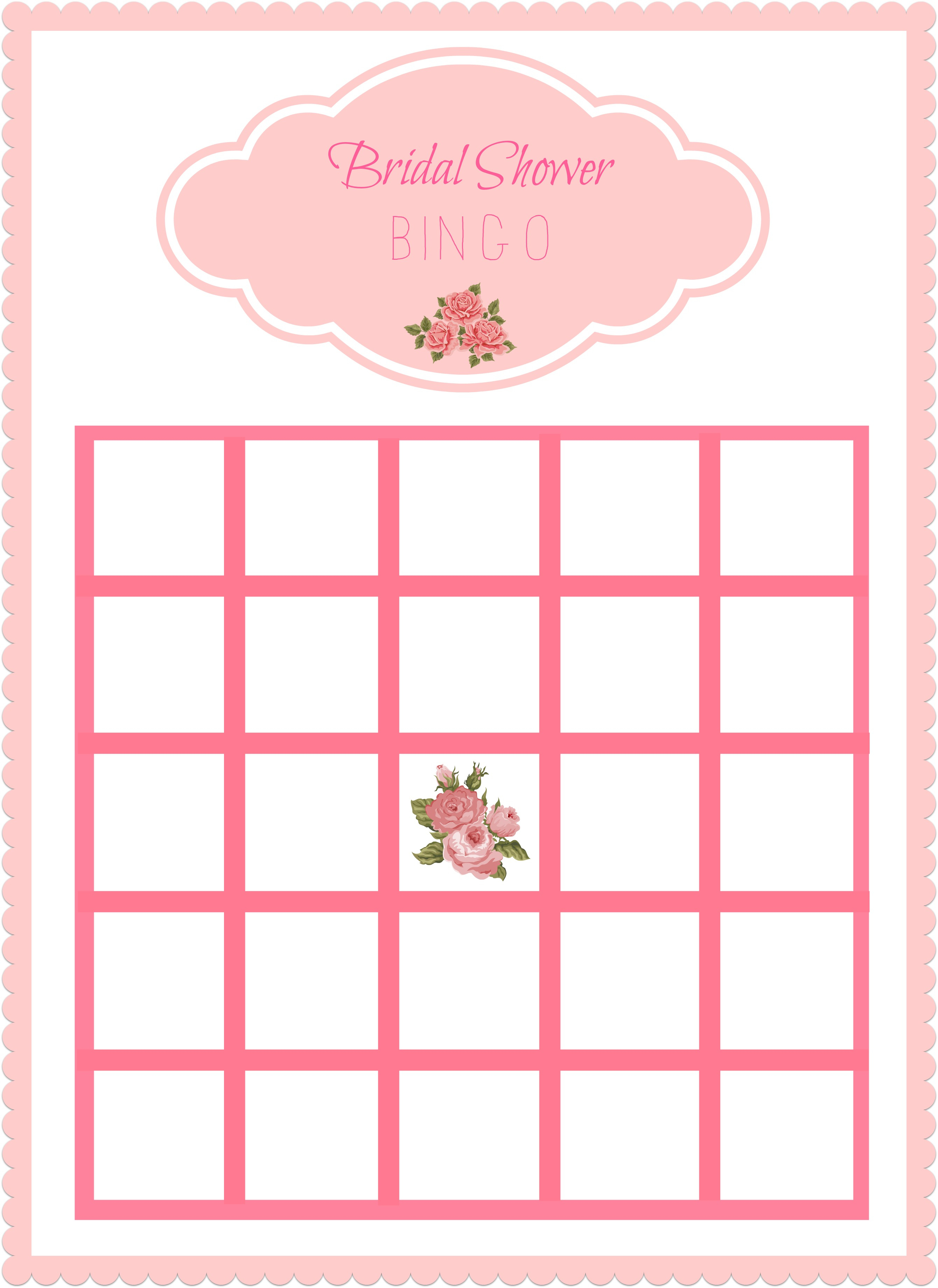 Photo : Tea Party Bridal Shower Image - Free Printable Tea Party Games