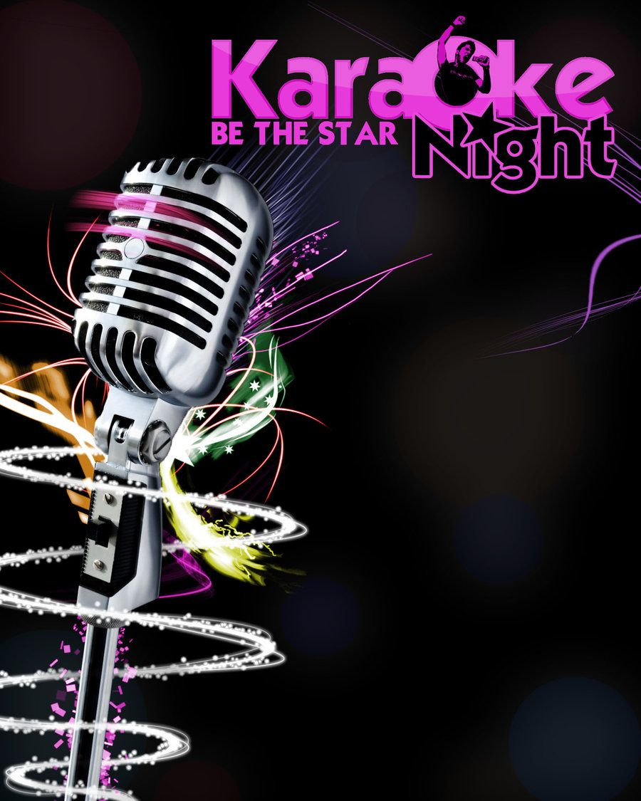 Pinangel Solitaria Salaz Aceves On Bar1 In 2019 | Karaoke - Free Printable Karaoke Party Invitations