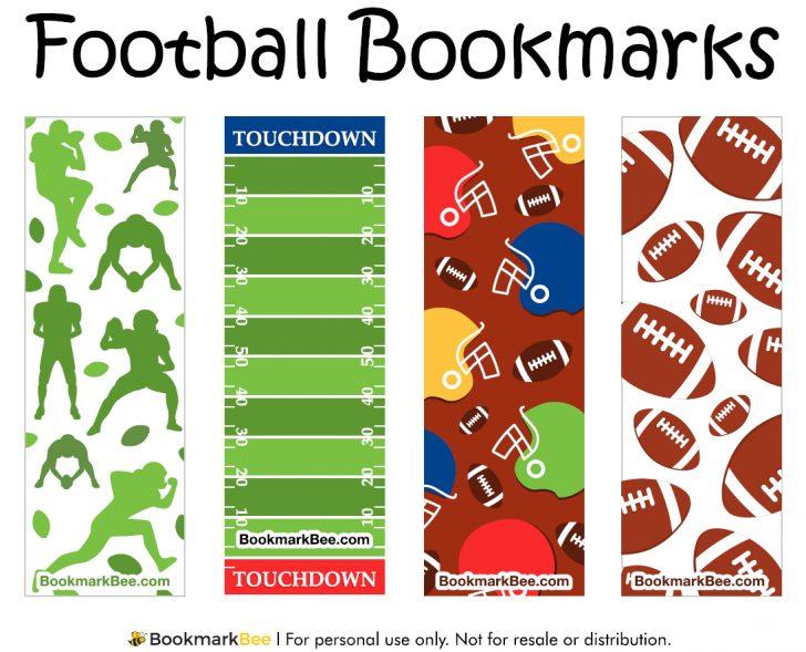 Free Printable Football Templates