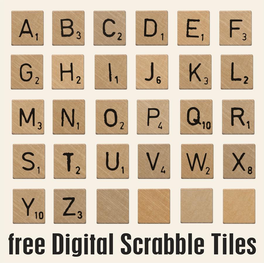 Pindebra Chase On Scrabble | Pinterest | Scrabble Tiles - Free Printable Scrabble Tiles