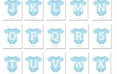 Pinkarina Diaz On Owl Baby Shower | Pinterest | Baby, Baby – Baby Shower Bunting Free Printable