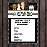 Pinlita Loncich Photography On Bre/ Bob Babyshower | Baby Shower   Free Printable Star Wars Baby Shower Invites
