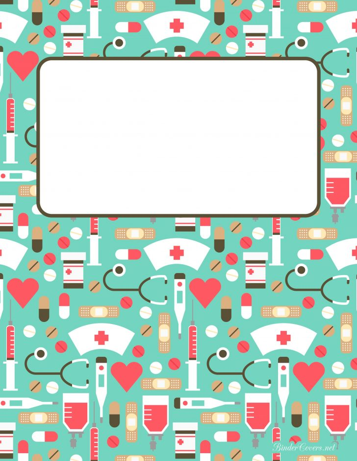 Free Editable Printable Binder Covers