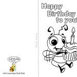 Pinreader Bee On Birthday Celebration   Bee Style | Pinterest   Free Printable Birthday Cards For Mom From Son