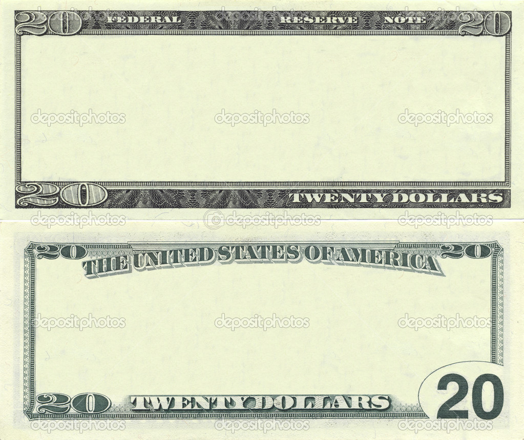 Play Dollar Bill Template Free Fresh Design Best S Of Blank Five - Free Printable Dollar Bill Template