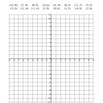 Plotting Coordinate Points (A)   Free Printable Coordinate Graphing Worksheets
