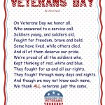Point Of View Books And Veterans Day Lesson Planning | Seasonal   Veterans Day Free Printable Cards