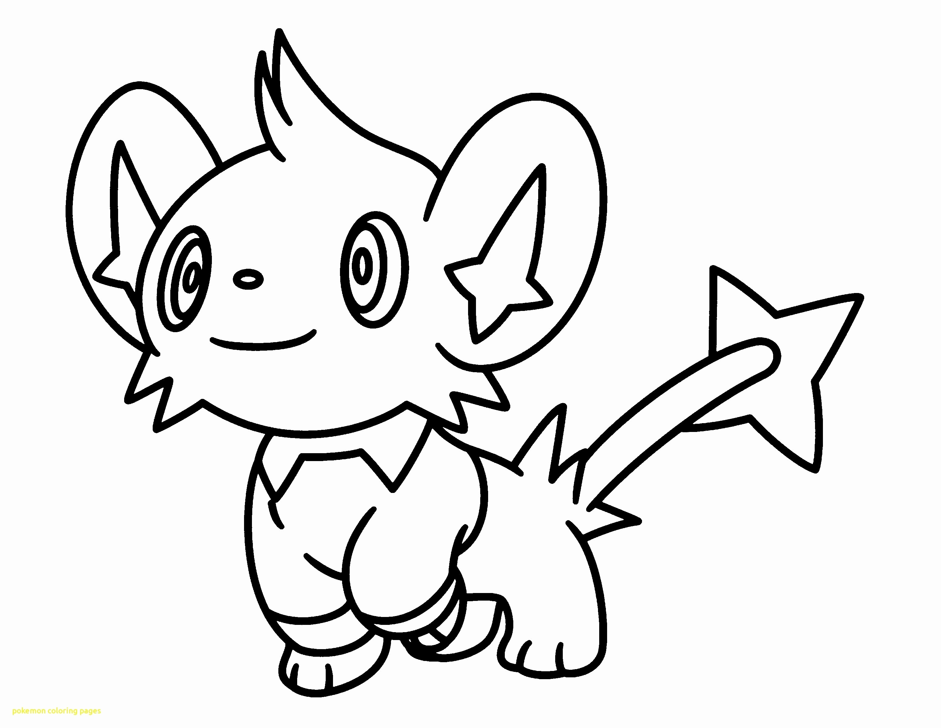 Pokemon Coloring Pages To Print Out For Free Unique Pokemon Coloring - Free Printable Pokemon Coloring Pages