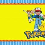 Pokemon: Free Printable Invitations.   Oh My Fiesta! For Geeks   Free Printable Pokemon Birthday Invitations