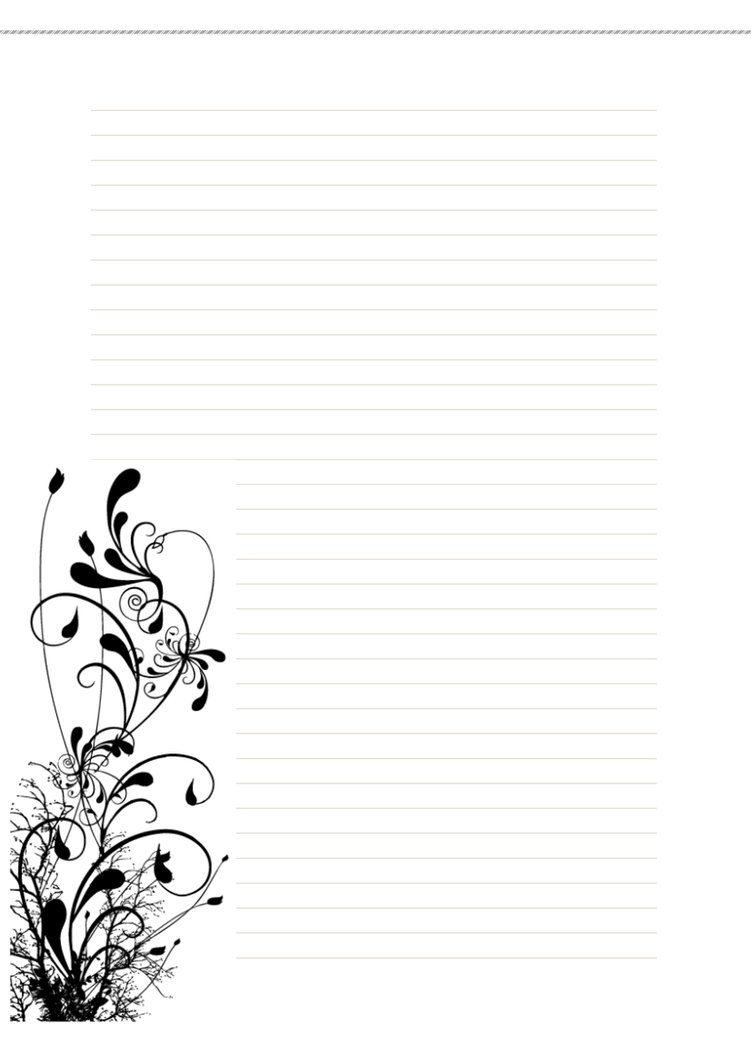 Popular Items For Drawing Lines On Etsy   Home Projects Pinterest - Free Printable Lined Stationery