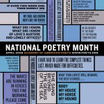 Poster Gallery | Academy Of American Poets   Free Printable Poetry Posters