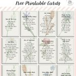 Prayers For First Communion Preparation | Free Printable Cards   Free Printable Catholic Prayer Cards