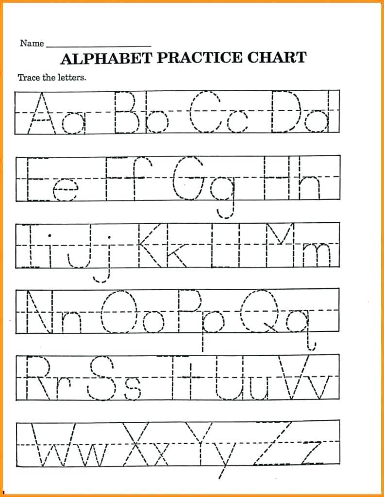 Pre K Worksheets Printables Free Printable Alphabet Book Alphabet - Free Printable Pre K Worksheets