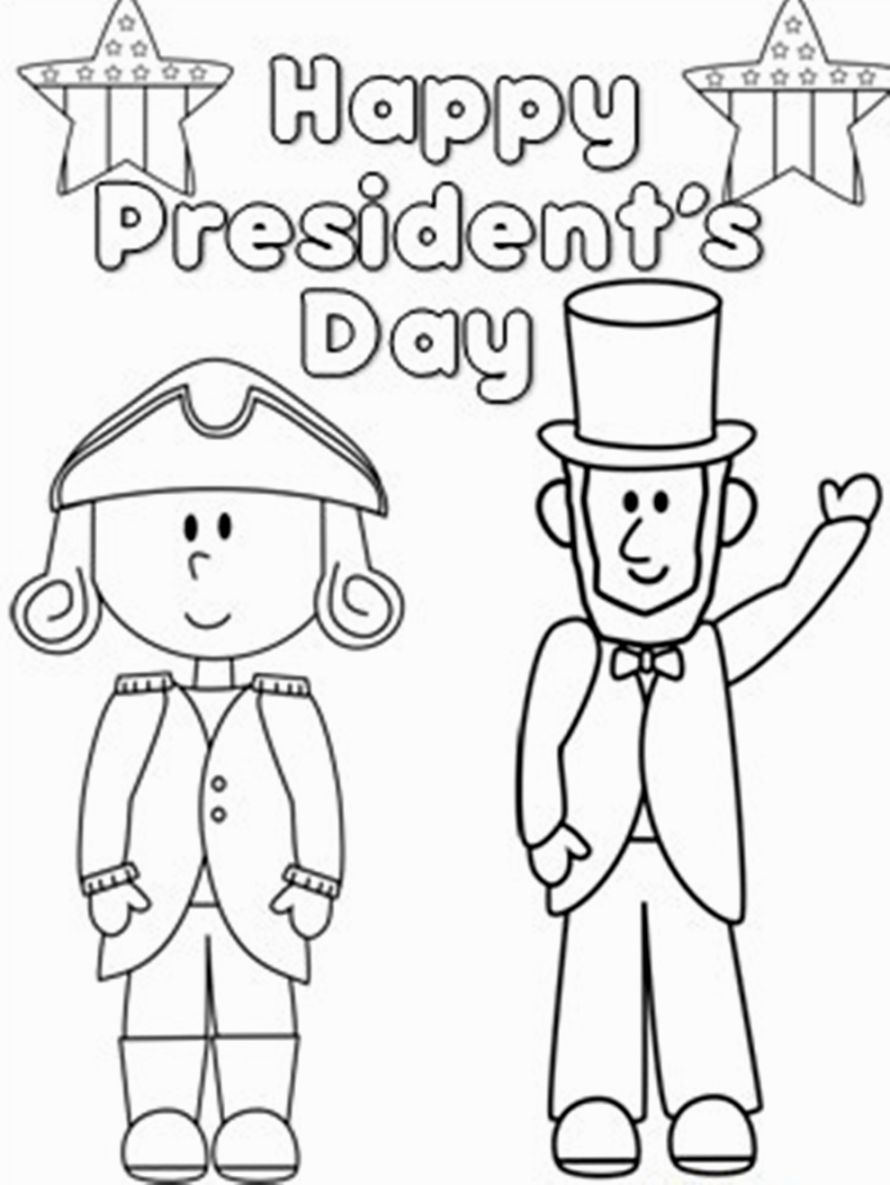 Presidents Day Coloring Pages | Coloring Pages | Pinterest - Free Printable Presidents Day Worksheets