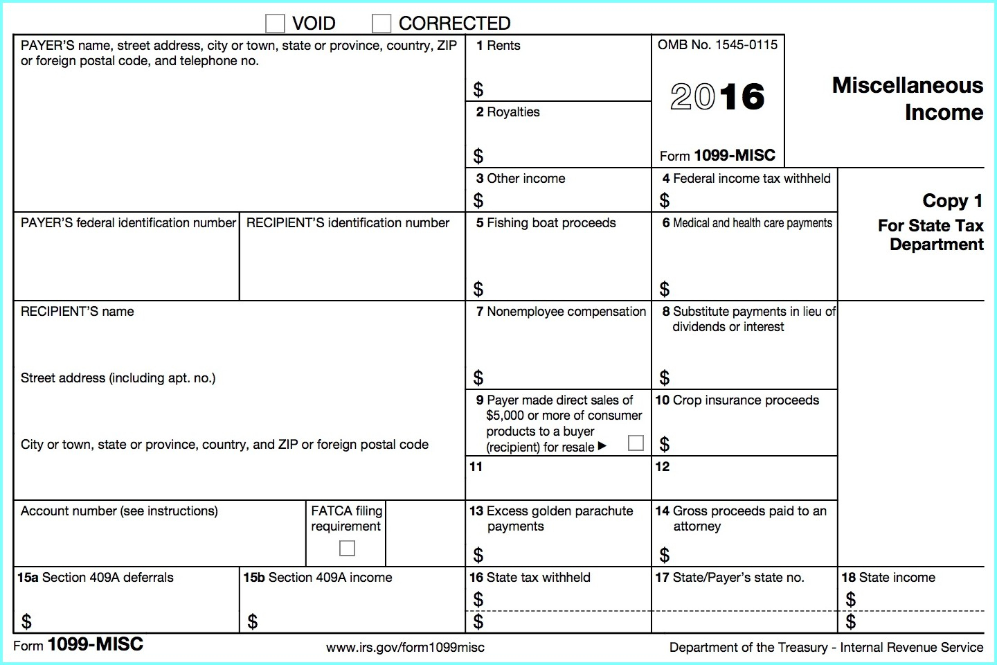 Printable 1099 Form Independent Contractor - Form : Resume Examples - Free Printable 1099 Form 2016